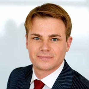 Raphael Weyland, Rechtsanwalt und Mitarbeiter des Hamburg Instituts.